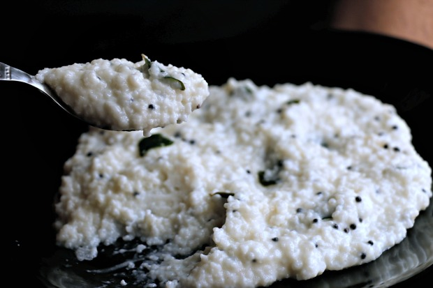 millet curd rice 3